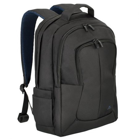 "RivaCase 8460 Tegel Bulker Laptop Backpack 17"" Black"
