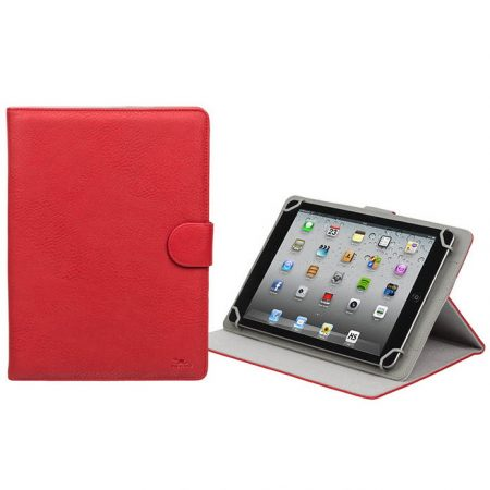 RivaCase 3017 Orly red tablet case 10.1""