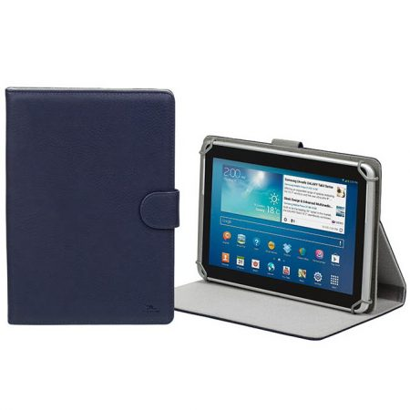 RivaCase 3017 Orly blue tablet case 10.1""