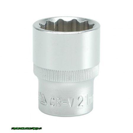 """YATO 1283 Dugókulcsfej 12 szögű 21mm 1/2"""""""