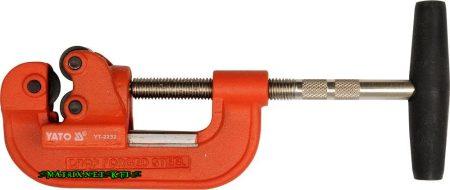 YATO 2232 Csővágó fémhez 10-40 mm