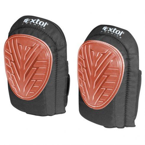 EXTOL térdvédő gumi, zselés, 2 db, tépőzáras pánt 8856810