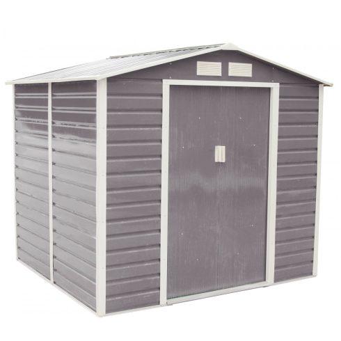 G21 GAH 407 - 213 x 191 cm-es kerti fém ház, szürke 63900521