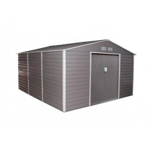 G21 GAH 1300 - 340 x 383 cm kerti ház, szürke 63900581
