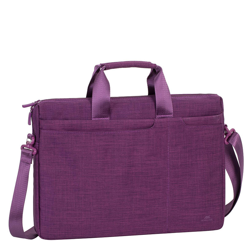 RivaCase 8335 Biscayne purple Laptop bag 15, 6""